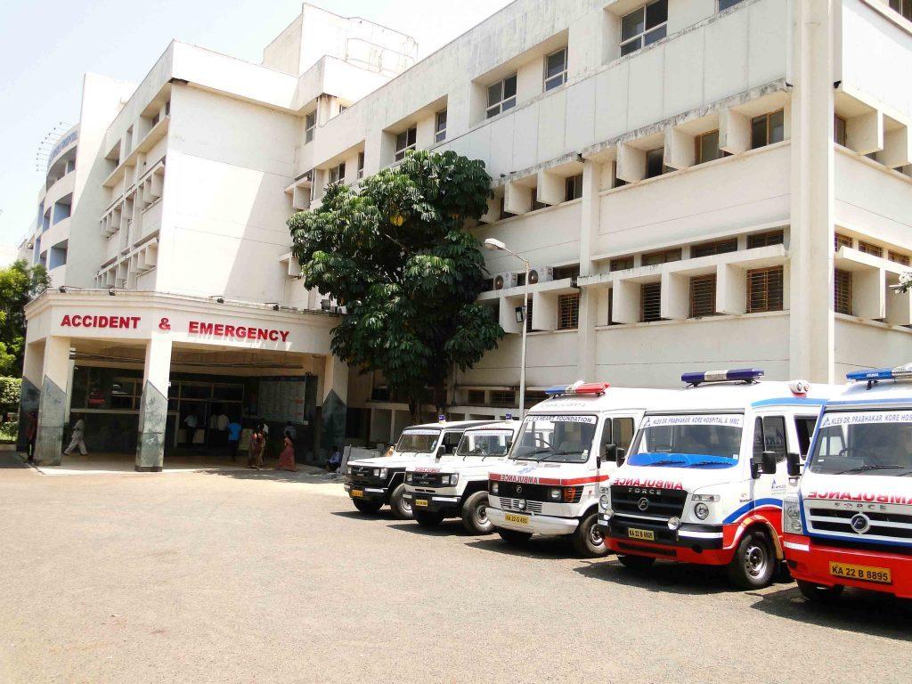 Accident Emergency TC & EMS