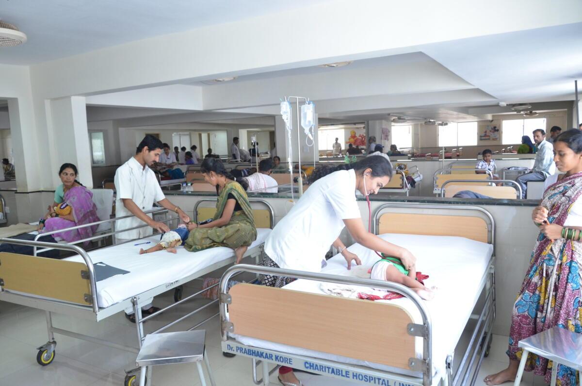 Pediatric Ward (1)