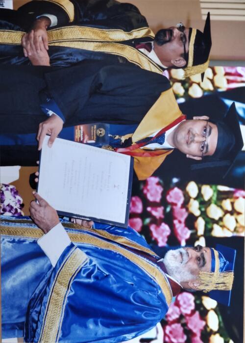 25-2018-Dr Avinash Kavi - DNB Gold Medal