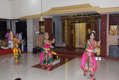 Followed by Cultural Program :Nrityaradhane by Ravi Nrutyalaya Kala Mandir