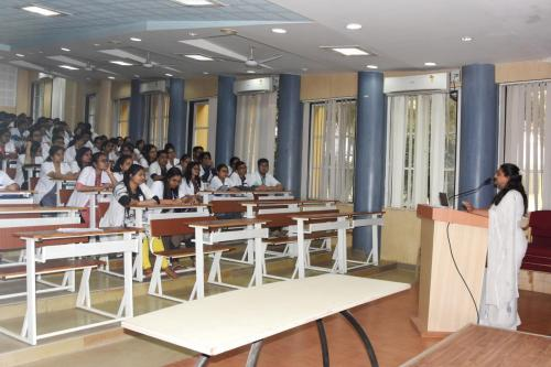 11.01.2019 2nd Foundation Course Orientation Program –Anatomy Lecture Hall