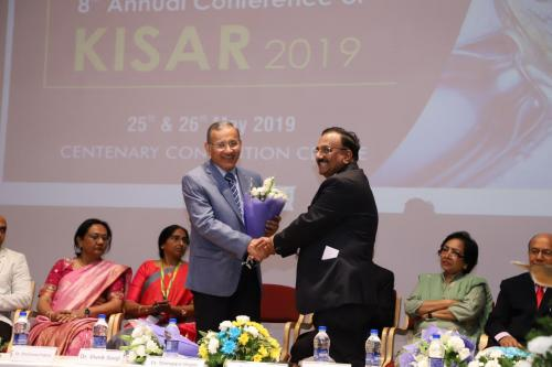 25th & 26th May, 2019 8th Annual Conference of KISAR 2019 org. by Karnataka Chapter of ISAR in Association with Belgaum OBG Society, Belagavi. Hosted by Dept. of ObGyn JNMC at KLECCC