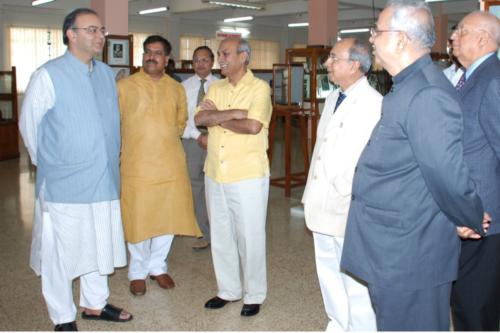 Shri.Arun Jaitely, Hon Leader of Opposition BJP Dec.2010