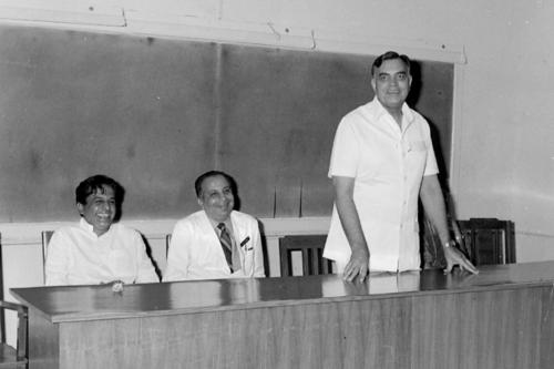 Sri.Balram Jakhar,Speaker Loka Sabha, April 1984