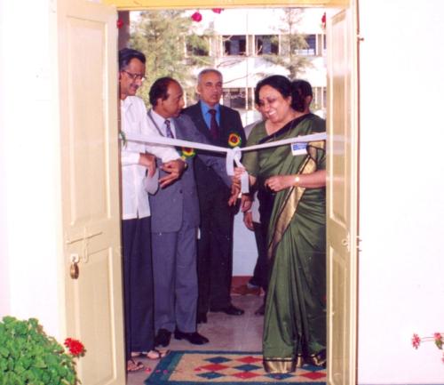 DOME Inauguration by .Dr.Sachadeva, Secretary MCI 1994