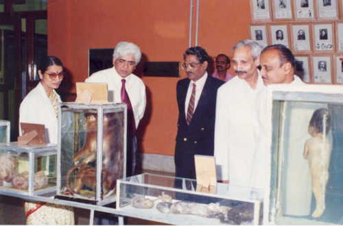 Ramakanth Khalap,Hon Min for Law, Govt. of India-1997